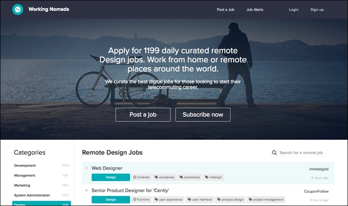 15 Best Remote Graphic Design Jobs Sites To Find Design Work Fast