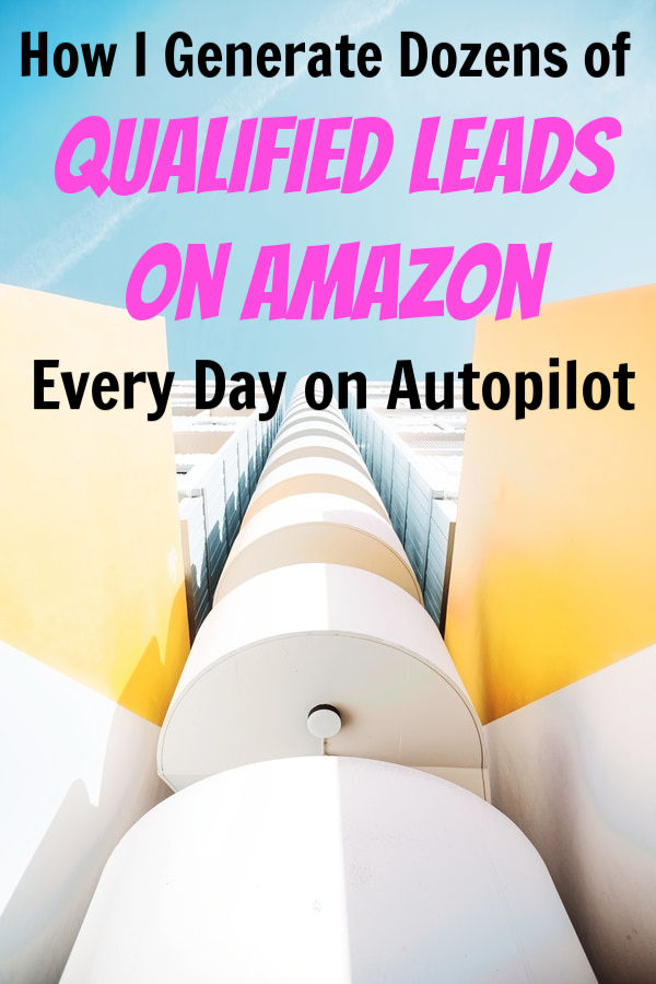 Generate Leads on Amazon