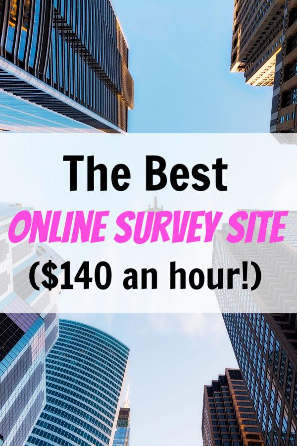 best online survey site