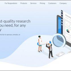 respondent homepage