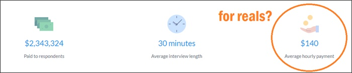 respondent hourly rate