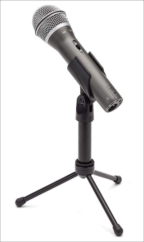 q2u microphone