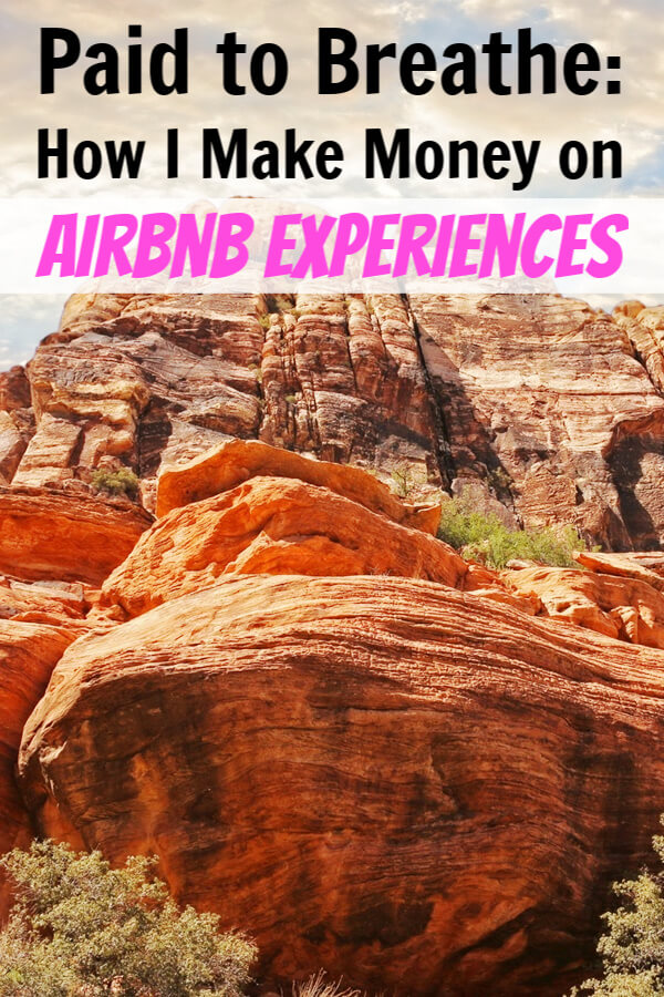 making money on airbnb experiences