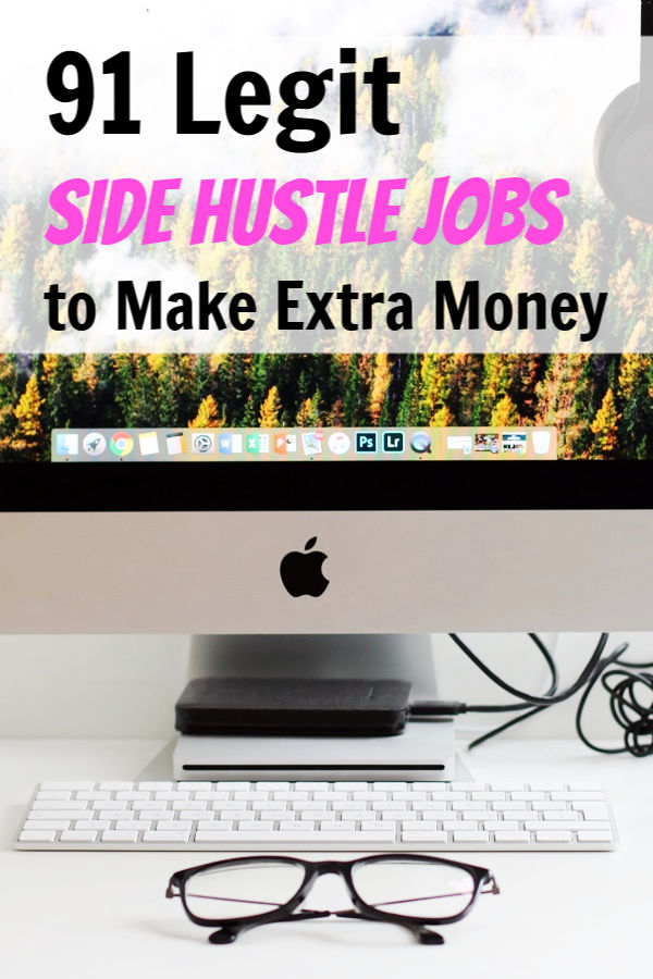 best side hustle jobs