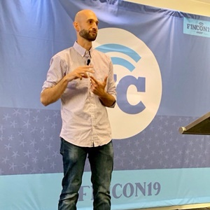 speaking at fincon 2019
