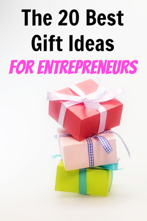 best gift ideas for entrepreneurs