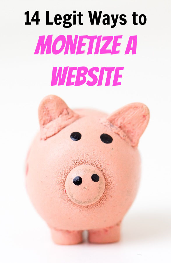 make money from a website