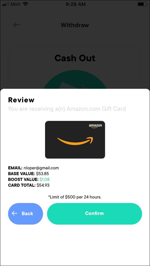 pei app rewards review