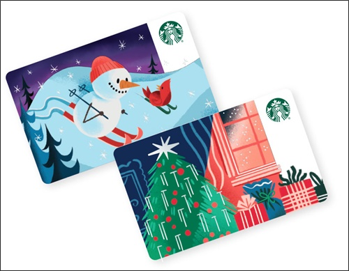starbucks gift cards for entrepreneurs