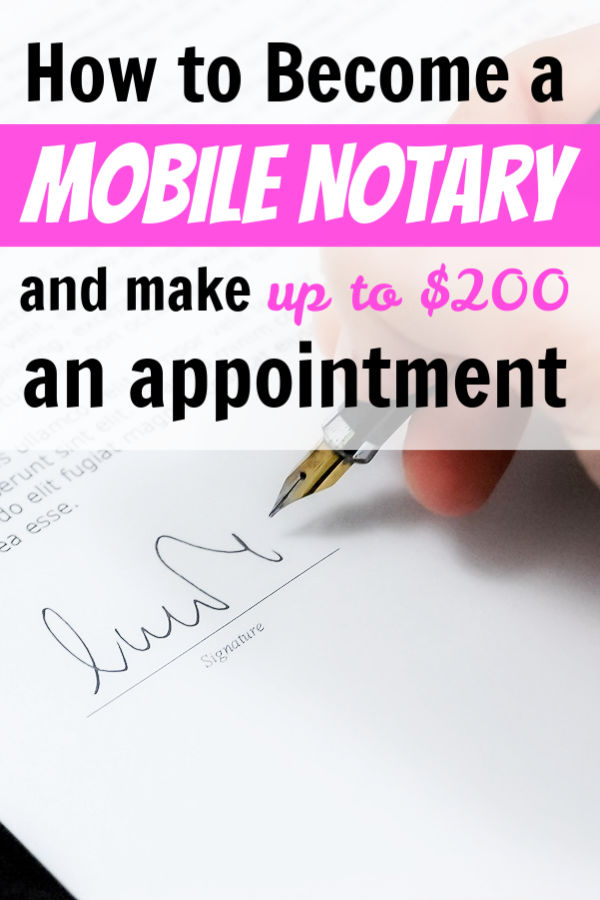 Becoming a mobile notary can be a great side hustle or even a full-time business, but there are some things to know before you get started.