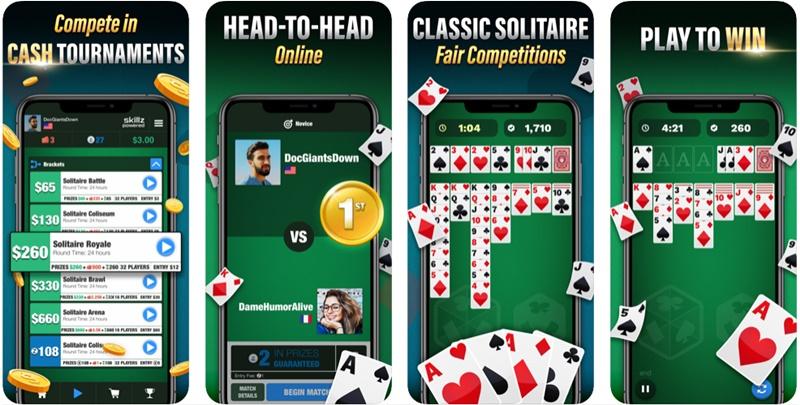 classic solitaire app