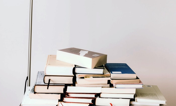 flipping books