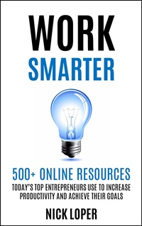 work smarter cover