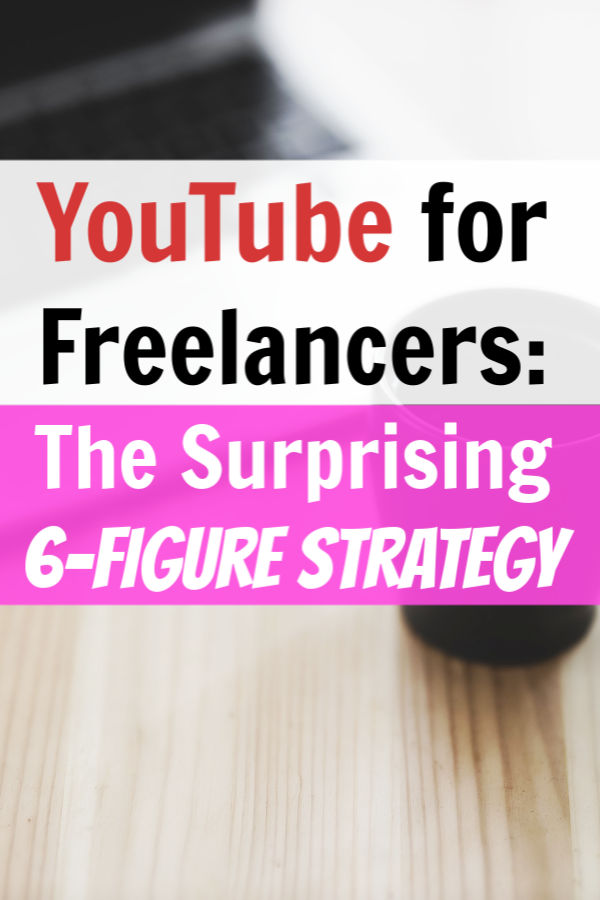 youtube for freelancers