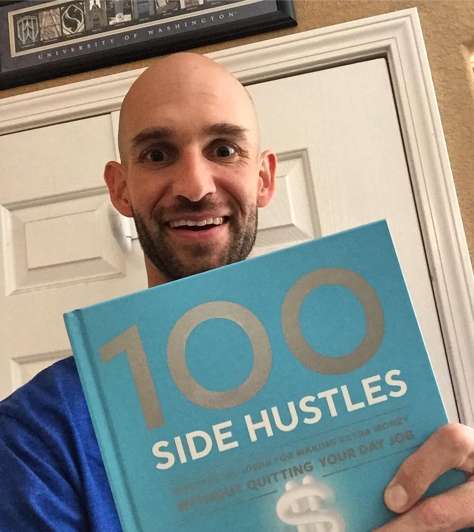 100 side hustles Instagram