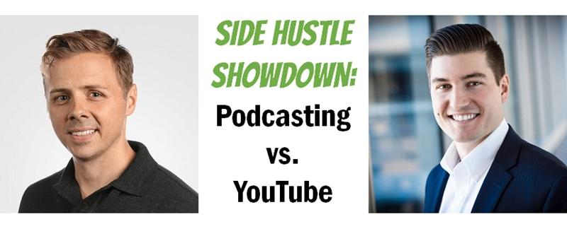podcasting vs. youtube
