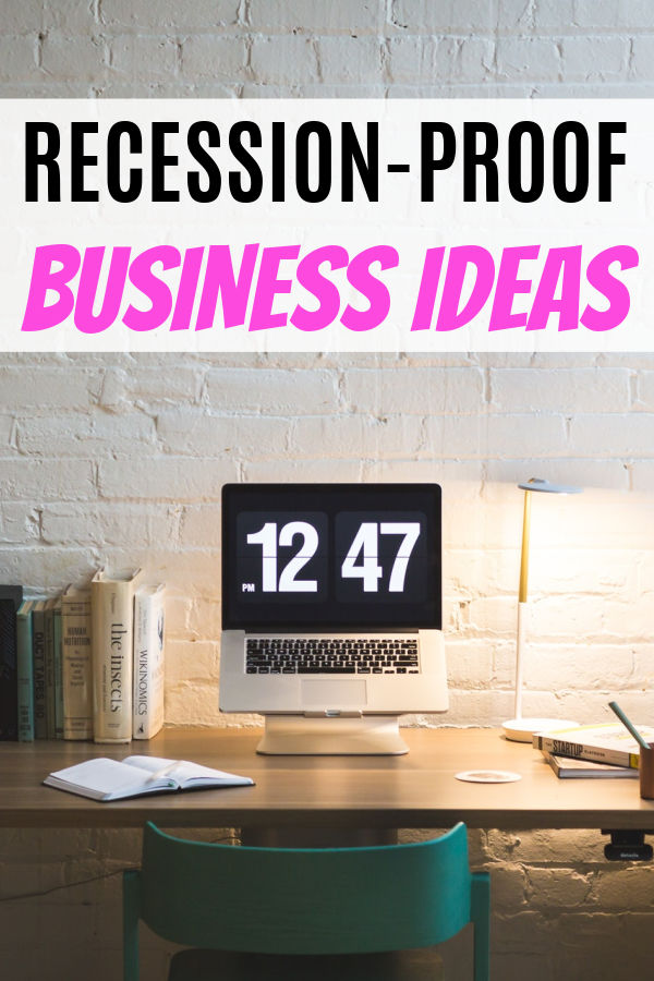 recession proof business ideas