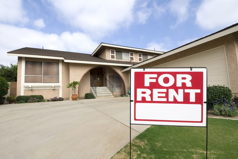 escape the rat race with rental property