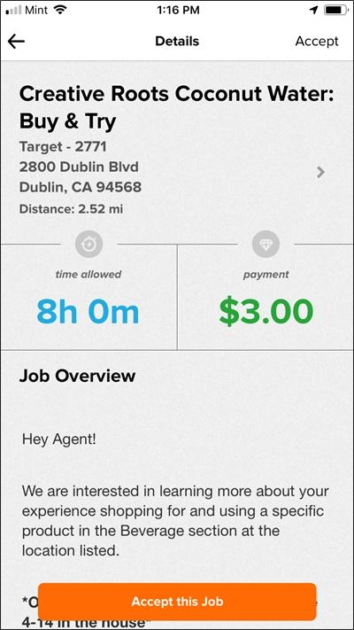 field agent job description