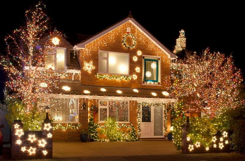 christmas lights blue collar business idea
