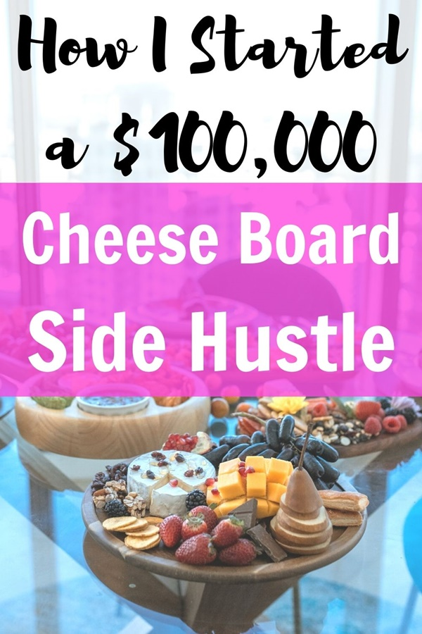 starting a cheese board business