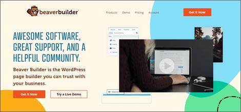 beaverbuilder website builder